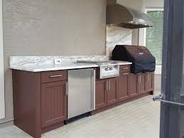 stainless steel cabinets portable kitchen island outdoor cabinets built in grill kitchen sink outdoor fireplace