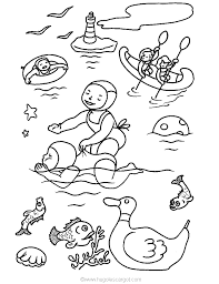 Small Picture Summer holiday Coloring Pages Coloringpages1001com