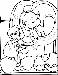 Small Picture Terrific princess jasmine coloring pages with aladdin coloring