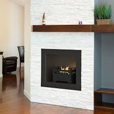 paint the stone fireplace change mantle to wood