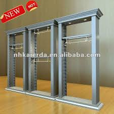 Apparel Display Stands Inspiration Impressive Amazing Iron Clothing Rack Clothing Store Display Rack