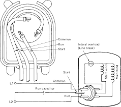 wiring diagram for 230v single phase motor 240v 1 Phase Wiring Diagram compressor wiring diagram single phase wiring diagrams 240 Volt Single Phase Wiring