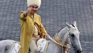 رئيس تركمانستان ينشر كتاباً روحيًّا