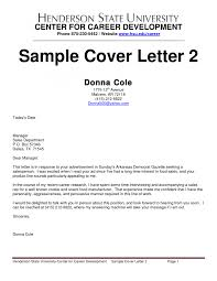 Sales Representative Resume Cover Letter Resume For Your Job