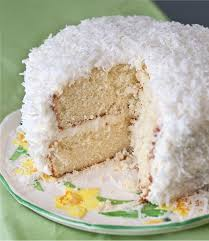 Coconut Cake Tide Thyme