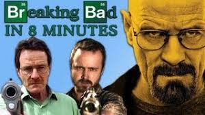 Get caught up on Breaking Bad in minutes. Get caught up on Breaking Bad in minutes. If you can't sit through 40 episodes, you can get a recap in eight ... - break-bad-recap