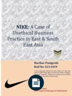 Case study nike sweatshop   Fresh Essays