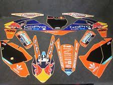 2018 ktm graphics. perfect ktm ktm sx125150 2016 2017 2018 team tld usa gopro graphics decals kit on ktm graphics d