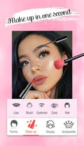 beauty selfie camera makeup photo editor