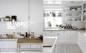 Rustic white kitchens New Home Decor Pretty Inspiration 32 Rustic White Kitchen