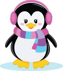 winter penguin clip art. Fine Clip Ppbn Designs Pixel Paper Prints Girl Penguin With Scarf 0 50 Winter Clip Art