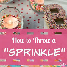 Throwing A Baby Sprinkle In 12 Easy Steps | CafeMom