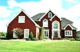 exterior brick colors cream house exterior paint colours with red brick brick color houses exterior paint