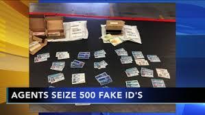 International Philadelphia Seized 500 Airport Fake Ids At Nearly qCHwFYw