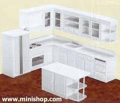 dollhouse kitchen furniture. upper kitchen cabinetwhite miniature dollhouse furniture i