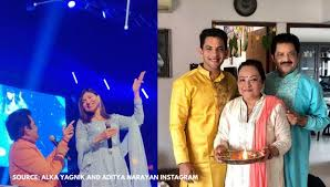 Udit Narayan's wife Deepa approves of his relationship with Alka Yagnik on  Sa Re Ga Ma Pa