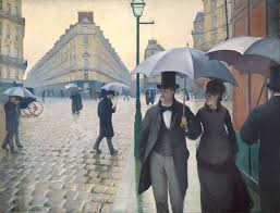 Image result for impressionism art paris train station