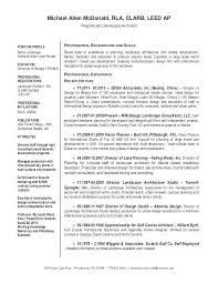 Landscaping Resume Sample Landscaping Resume Sample Landscape Resume ...