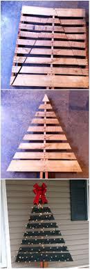 outdoor pallet christmas tree. diy pallet christmas tree outdoor