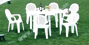 plastic outdoor tables plastic outdoor dining table white plastic garden furniture amazing plastic outdoor dining