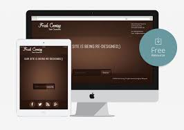 Free Responsive Website Templates Magnificent 48 Under Construction HTML48 Bootstrap Website Templates 48 UiCookies
