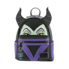 <b>Disney</b> Villains Maleficent Loungefly Mini <b>Backpack</b> BONUS Funko ...