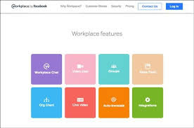 Facebook Workplace Logo Logodix