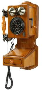 retro wall mounted telephones retro vintage telephone wall mount phone country kitchen antique wood decor home