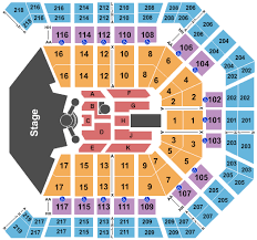 Mgm Grand Garden Arena Seating Chart Las Vegas