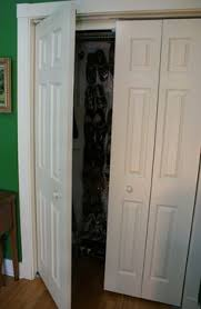 double french closet doors. Converting A Bi-Fold Door Double French Closet Doors