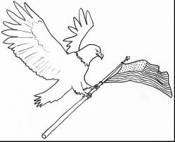 Small Picture astounding bald eagle coloring page with eagle coloring page