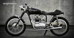 modifikasi sepeda motor