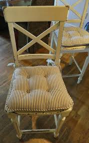 the morning stitch chair pad tutorial dining seat cushions t full size