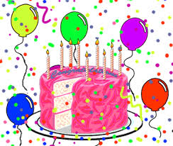 Birthday Cake Clip Art Free Animated Free Download Clipart