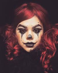 bilderesultat for creepy carnival clown