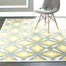 yellow and grey area rug low inspirational rugs stunning gray shuff mindy hand tufted black are