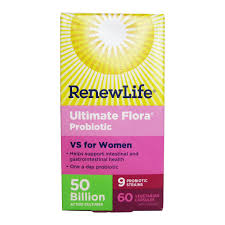 Renew Life Ultimate Flora Vs For Women Vaginal Support