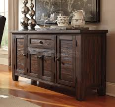 Kitchen Server Furniture Trudell Server Buffets Sideboards And Servers Dining Room And