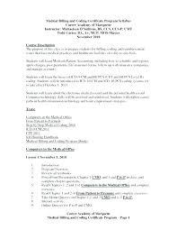 Medical Coding Cover Letter Examples Medical Coding Resume Mas En