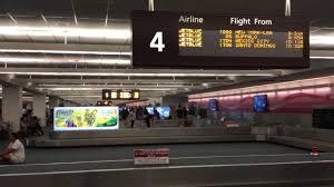 baggage claim airport. Plain Claim MCO Orlando International Airport Baggage Claim Level To E