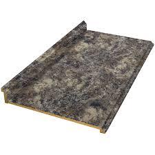 VTI Fine Laminate Countertops Formica 12-ft Perlato Granite Etchings  Straight Laminate Kitchen Countertop