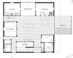Japanese House Floorplan   So Replica HousesJapanese House Floorplan