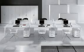 Modern Open Workstation White Glossy Minimalist Office Furniture (SZ-WS114)