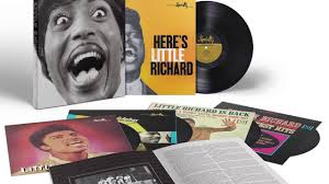 <b>Little Richard</b> – <b>Mono</b> Box: The Complete Specialty And Vee-Jay ...