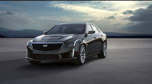 2016 Cadillac CTS-V is the Most Powerful Cadillac Ever (640 HP To ...