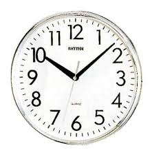 <b>Настенные часы Rhythm</b> CMG716BR19