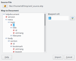 Libreoffice Org Chart Xml Data