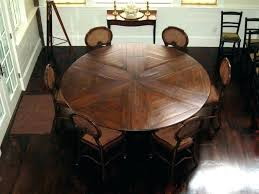 round extendable dining table seats 10 round extendable dining table seats person round dining table person