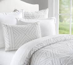 Maya Stitch Quilt & Sham | Pottery Barn | Pillows | Pinterest ... & Maya Stitch Quilt & Sham | Pottery Barn Adamdwight.com