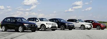 2018 bmw q3. Contemporary Bmw Current BMW XSeries Lineup X1 X3 X4 X5 And X6 Inside 2018 Bmw Q3